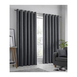 image-Fusion Strata Dim-Out Eyelet Curtains