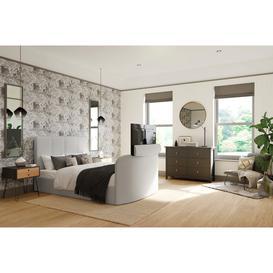 image-Fremont Upholstered TV Media Bed Frame