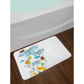 image-Nesrin Rectangle Bath Mat Brayden Studio