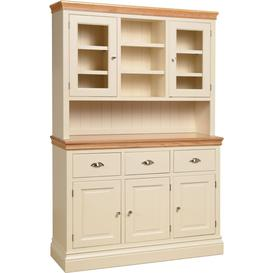 image-Lundy Painted Glazed Top Dresser - Devonshire Furniture