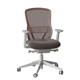 image-Dalton Ergonomic Mesh Task Chair Senator Frame Colour: Black, Back Colour: Aqua, Upholstery Colour: Momentum Origin Manta