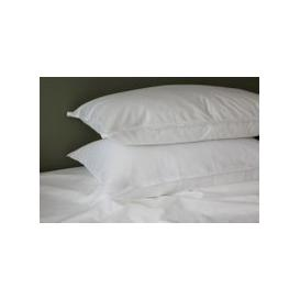 image-Rest Fitted Sheet - Super King 6ft 180 x 200cm - White