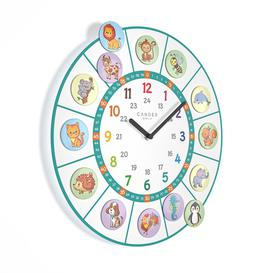 image-40cm Silent Wall Clock