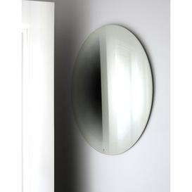 image-Fading Small Wall mirror - ├ÿ 55 cm by ENOstudio White