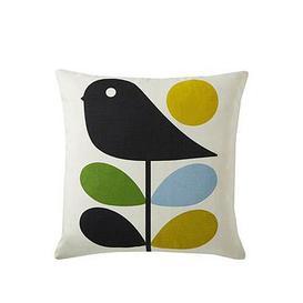 image-Orla Kiely House Early Bird Cushion