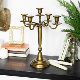 image-Metal Candelabra Astoria Grand