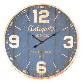 image-Middlefield 60cm Wall Clock Fleur De Lis Living