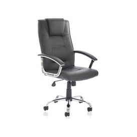 image-Olo Bonded Leather Executive Chair, Free Standard Delivery