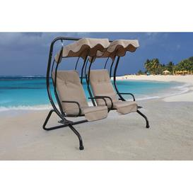 image-Holeman Swing Seat with Stand Sol 72 Outdoor