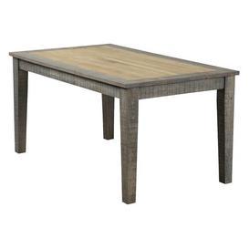 image-Kelvin Dining Table Bloomsbury Market Size: 76cm H x 160cm L x 90cm W