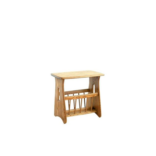 image-Ercol 1153 Windsor Magazine Rack
