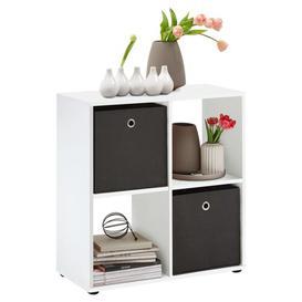 image-Kersam Bookcase Mercury Row Colour: White