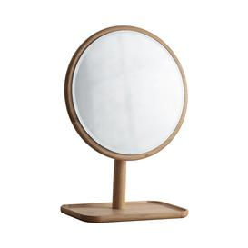 image-Noranda Oak Dressing Table Mirror
