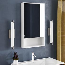 image-Hettie 50cm x 90cm Surface Mount Mirror Cabinet Belfry Bathroom