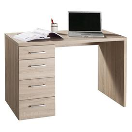 image-Thialvi Secretary Desk Mercury Row Colour: Brown