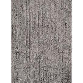 image-Peat Rug - 120 x 180 cm / Brown / Tencel