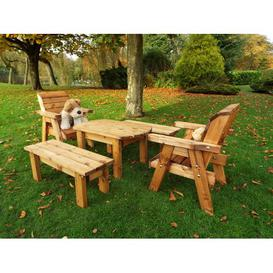 image-Fitzpatrick Children's 5 Piece Play Table and Chair Set Union Rustic