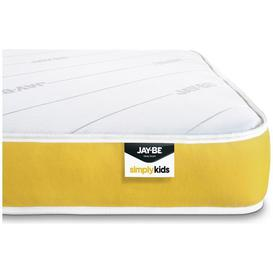 image-Jay-Be Simply Kids Pocket Sprung Anti-Allergy Mattress