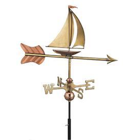 image-Bossett Sail Boat Weathervane