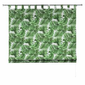 image-Urban Jungle Sheer Roman Blind Dekoria Size: 160cm W x 170cm L