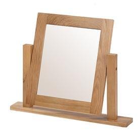 image-Coleshill Oak Furniture Dressing Table Mirror