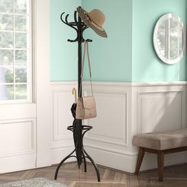 image-Buckner Hat and Coat Stand Three Posts
