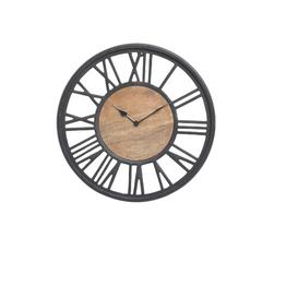 image-Williar Wall Clock August Grove Size: 40cm H x 40cm W x 5cm D