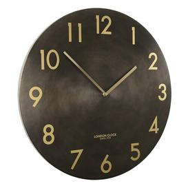 image-Oversized 60cm Wall Clock London Clock Company
