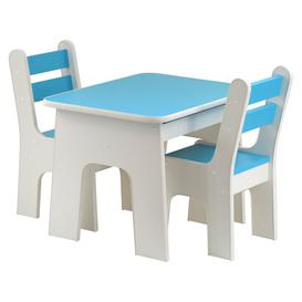 image-Yair Children's 3 Piece Play Table and Chair Set