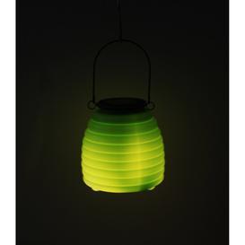 image-Bentor Wasp Catcher Solar Powered LED Outdoor Hanging Light