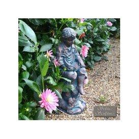 image-Solstice Sculptures Arthur Garden Ornament Statue