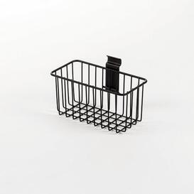 image-Leppert Compactor Walltech Garage Small Storage Laundry Room Organiser (Set of 4) Symple Stuff Finish: Black