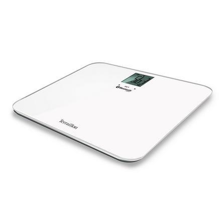 image-Terraillon White Coach Form Bluetooth Bathroom Scales White
