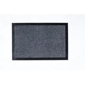 image-Clean Barrier Doormat Symple Stuff Mat Size: Rectangle 60 x 90cm, Colour: Brown