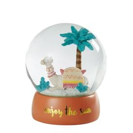 image-Multicoloured Dromedary Snow Globe