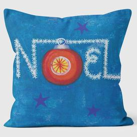 image-Noel Design Christmas Ball Cushion We Love Cushions