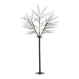 image-Shineberry Black 600 Light Christmas Tree Blumfeldt