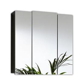 image-70cm x 72cm Surface Mount Mirror Cabinet Belfry Bathroom Colour: Anthracite
