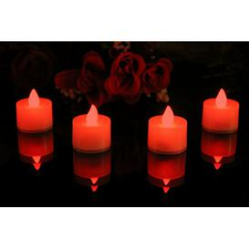 image-Christmas Battery Operated Flameless Candle Symple Stuff