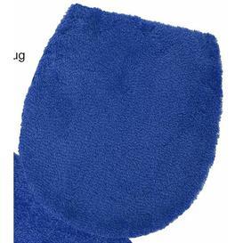 image-Opal Toilette Lid Cover Dyckhoff Colour: Cobalt