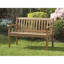 image-Levens Solid Wood Bench Sol 72 Outdoor