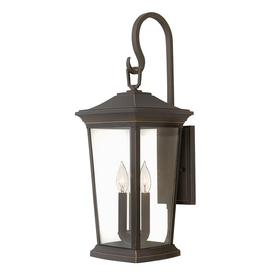 image-Warrensville 3 Light Outdoor Wall Lantern ClassicLiving