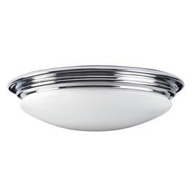 image-Elstead BATH-BROMPTON-F Brompton LEDChrome Bathroom Flush Mounted Light