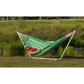 image-Carolina Hammock La Siesta Colour: Green