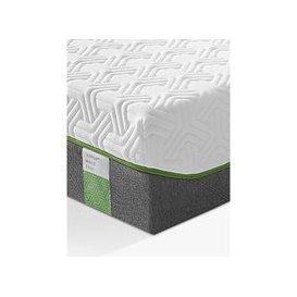 image-Tempur Hybrid Elite 25 Pocket Spring Memory Foam Mattress, Medium, Super King Size