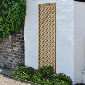 image-Nya Wood Lattice Panel Trellis (Set of 3) Sol 72 Outdoor