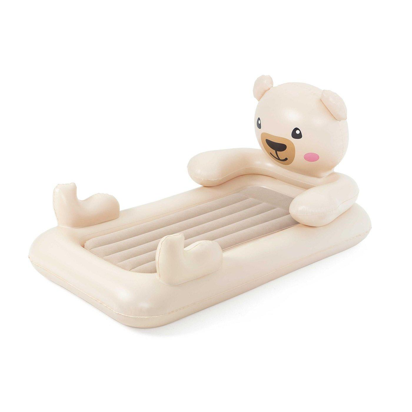 image-Bestway Kids Air Bed Teddy Bear