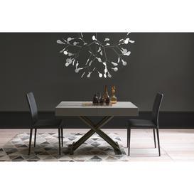 image-Barbican Rectangular Transforming Coffee - Dining Table, Grey