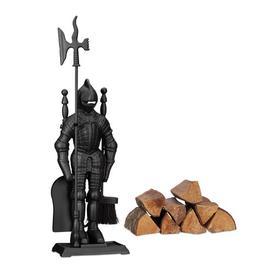 image-Ashlynn 4 Piece Fireplace Tool Set Ophelia & Co.