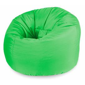 image-Kids Outdoor Bean Bag Chair Zipcode Design Upholstery: Lime